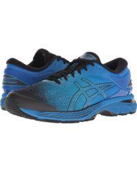 Asics - Gel-kayano(r) 25 (ironclad/black) Men's Running Shoes - Lyst