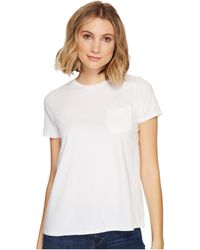 Richer Poorer - Crew Pocket Tee (black) Women's T Shirt - Lyst