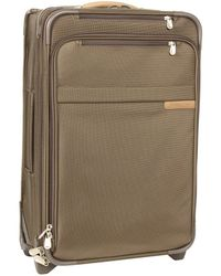 Briggs & Riley - Baseline Domestic Carry-on Expandable Upright (navy) Pullman Luggage - Lyst