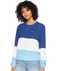 RVCA - Sweet Emotion Sweatshirt - Lyst