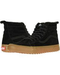 Vans - Sk8-hi Mte ((mte) Hot Sauce/port Royale) Skate Shoes - Lyst