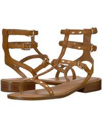 Rebecca Minkoff - Arella (black Leather) Women's Sandals - Lyst