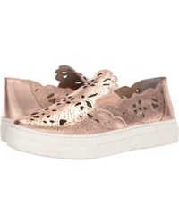 Seychelles - Even Better (rose Gold) Women's Slip On Shoes - Lyst
