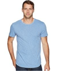 Alternative Apparel - Shadow Wash Postgame Crew (shell Pink) Men's Clothing - Lyst