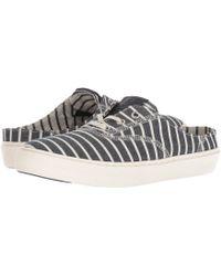 GrandPro Deck Stripe Slip-On Sneaker Mules jgSlLcAWoO