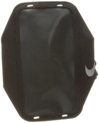 Nike - Lean Arm Band (signal Blue/silver) Athletic Sports Equipment - Lyst