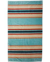 Pendleton - Oversized Serape Stripe Beach Towel - Lyst