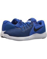 100% authentic 9751e 0bacf nike -Racer-BlueBlackWhite-Lunar-Apparent-blackwhitecool-Grey-Mens-Running-Shoes.jpeg