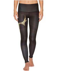 Teeki - Deer Medicine Hot Pants (charcoal) Women's Workout - Lyst
