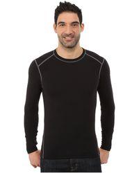 Hot Chillys - Mtf 4000 Crew (black) Men's T Shirt - Lyst