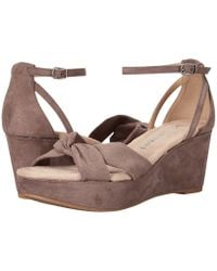 Dirty Laundry - Dl Dive In Wedge Sandal (black) Women's Sandals - Lyst
