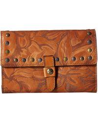 Patricia Nash - Colli Wallet (tobacco) Wallet Handbags - Lyst