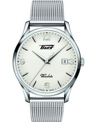 Tissot - Heritage Visodate - T1184101127700 (silver) Watches - Lyst