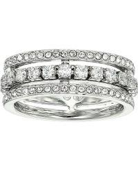 Swarovski - Further Ring (white) Ring - Lyst