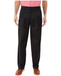 Dockers - Insignia Flat-front Straight-fit Never-iron Pants - Lyst