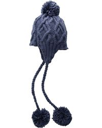San Diego Hat Company - Knh3494 Trapper Beanie Hat (pink) Beanies - Lyst