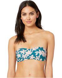 O'neill Sportswear - Bleached Bandeau Top (fawn) Women's Swimwear - Lyst