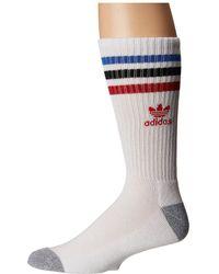 adidas Originals - Originals Roller Single Crew Sock - Lyst
