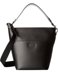UGG - Libby Bucket Tote Leather (black) Tote Handbags - Lyst