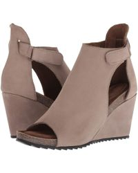 bee67735e86e Diba True - New Year (taupe Leather) Women s Boots - Lyst