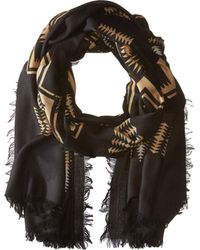 Pendleton - Oversize Featherweight Wool Scarf - Lyst