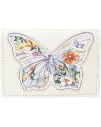 Brighton - Belle Jardin Card Case - Lyst