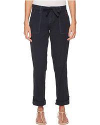 Jag Jeans - Juliet Tabbed Cuff Pants In Breezy Poplin - Lyst