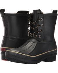 1af935e4e7e Chooka - Classic Rain Duck Boot (black) Women s Rain Boots - Lyst