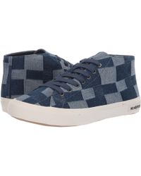 2bdfc628c1179a Seavees - California Special Patchwork (patchwork) Women s Shoes - Lyst