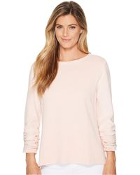 Jag Jeans - Taylor Pullover Shirt (conch Shell) Women's Clothing - Lyst