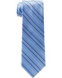 Tommy Hilfiger - Thin Stripe (blue) Ties - Lyst