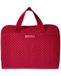 Vera Bradley - Iconic Hanging Travel Organizer (romantic Paisley) Luggage - Lyst