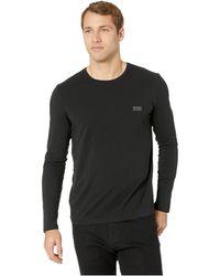 BOSS - Mix Match Long Sleeve Shirt R 10143871 01 (black) Men's Clothing - Lyst