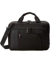 Briggs & Riley - Verb Contact Small Brief (black) Briefcase Bags - Lyst