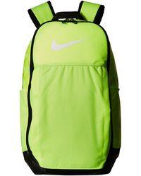 Nike - Brasilia Extra Large Backpack (midnight Navy/black/white) Backpack Bags - Lyst
