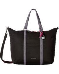 Vera Bradley - Midtown Small Tote (airy Floral) Tote Handbags - Lyst