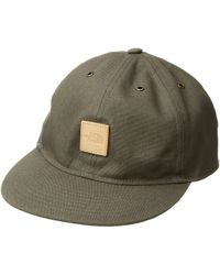 The North Face - Naturalist Canvas Cap (beech Green) Caps - Lyst