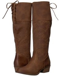 Not Rated - Hermosa (charcoal) Women's Boots - Lyst