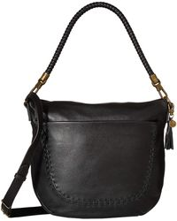 The Sak - Varano Bucket By Collective (black) Shoulder Handbags - Lyst