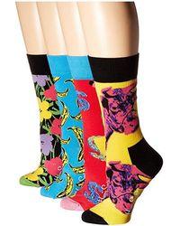 Happy Socks - Andy Warhol Sock Box Set - Lyst