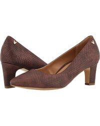 Vionic - Mia (black Snake) Women's Sandals - Lyst