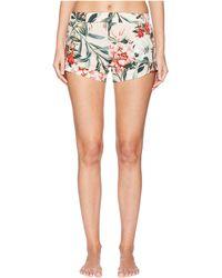 Maison Du Soir - Stevie Shorts (light Pink Floral) Women's Pajama - Lyst