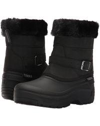 Tundra Boots - Sasy (chocalate) Women's Boots - Lyst