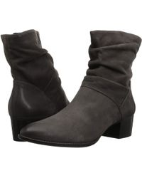 Paul Green - Tanner Boot (iron Nubuck) Women's Boots - Lyst