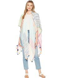 Tolani - Topper Kimono (blocks) Women's Clothing - Lyst
