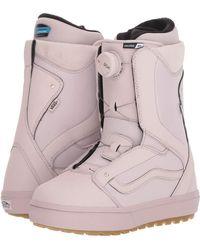 Vans - Encoretm Og '18 (sea Fog/gum) Women's Snow Shoes - Lyst