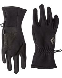 Black Diamond - Heavyweight Screentap Gloves - Lyst