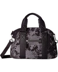Fly London - Luca586fly (black Canvas/pu) Handbags - Lyst