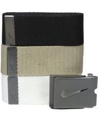 Nike - 3 Web Pack - Lyst