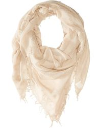 Chan Luu - Cashmere And Silk Scarf (doeskin) Scarves - Lyst